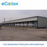 3000 de ton Aangepaste Koude Opslag van het Vruchtesap