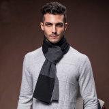 Шарф зимы шерстей способа людей Nylon акриловый связанный теплый (YKY4618)