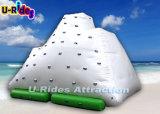 pared inflable de la escalada de la talla grande de los 4.2m para el parque del agua