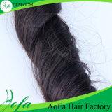봄 컬 7A 급료 Malaysian 인간적인 Virgin 머리