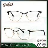 2018 Optische Frame van de Oogglazen van Eyewear van het Metaal van het Nieuwe Product het Populaire