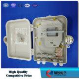 Connecteur de fibre optique de bâti de distribution