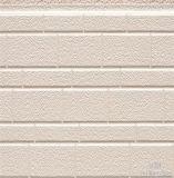 """Panneau """"sandwich"""" gravé en relief isolé décoratif de mur externe"""