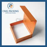 Коробка створки магнита высокого качества с логосом напечатала (CMG-PGB-016)