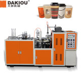 Machine de fabrication de tasses en papier Certificat Dakiou Ce
