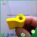 Strisce superiori della spugna del silicone per la guarnizione di vetro