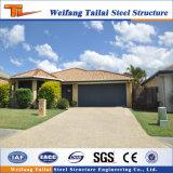 Australien-Art-chinesisches vorfabriziertes Haus-Stahlkonstruktion-Standardhaus