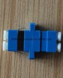 Singlemode Duplex Optische Adapter van de Vezel LC