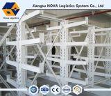 Rack de cantilever para armazenamento de alumínio Racking