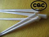 織物の磨かれたアルミナ陶磁器の棒