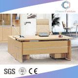 La Chine mobilier de bureau noir Gestionnaire de tables d'ordinateur de table de réception (AR-MD1869)