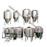 Haute qualité prix d'usine 500L, 1000L équipement de brassage de bière en acier inoxydable