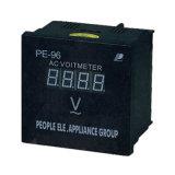 발광 다이오드 표시 AC 디지털 전압계
