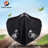 Design de Moda de segurança desportiva Máscara de Equitação Sport máscara facial de treinamento