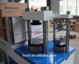 compresión concreta serva automatizada 300kn/10kn y probador flexural