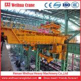 鋳物場のためのWeihuaの製造によってカスタマイズされる320t天井クレーン