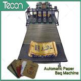 Sac de papier à grande vitesse et complètement automatique faisant des machines