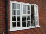 l'alluminio di spessore di 1.4mm Doppio-Ha appeso la finestra di /Side-Hung