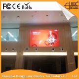 P6 Monitor LED de exterior de carro cheio de Publicidade da cor da parede de vídeo do painel digital à prova de água