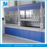 Полностью стальной кухонный шкаф перегара оборудования лаборатории