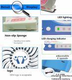 Ordinateur de poche rechargeable USB multifonction Desk Mini ventilateur avec la Banque d'alimentation