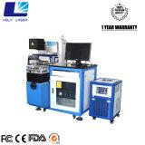 Máquina de grabado del laser del no metal de la cortadora del laser del CO2 de la etiqueta de plástico del laser