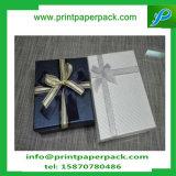 Diseño de corte de lujo de regalo dulces a favor de las cajas con lazos de cinta