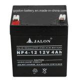 Regula la válvula de seguridad de la batería de plomo ácido (12V4AH)