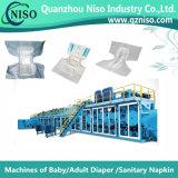 中国のセリウム(CNK300-SV)が付いている完全サーボ大人のおむつのパッドの生産機械