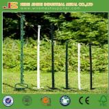 Portable Insulated Multi Wire Electric Fence Post for Cattle Protection