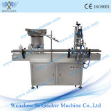 Máquina de alumínio automática do tampão de frasco