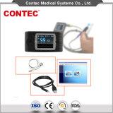 De medische Impuls oximeter-Contec van het Kind van de Fabrikant van de Apparatuur Handbediende
