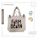 Jonge Dame Shopping Travelling Cotton Tote Zak