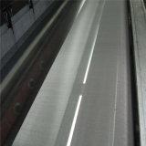 50X50網のステンレス鋼の金網(301、302、306タイプ)