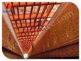 Horno Túnel de la quema de los hornos de ladrillos con diseño profesional y experiencia
