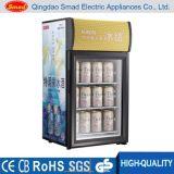 Mini refrigerador de mesa / refrigerador de mesa Cooler / Visi Cooler / Refrigerador de refrigerante