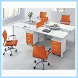 Het Moderne Materiële Uitvoerende Bureau van uitstekende kwaliteit van het Personeel van het Kantoormeubilair