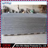 Collegare saldato costruzione in espansione dell'acciaio inossidabile 6X6 del metallo che rinforza maglia concreta