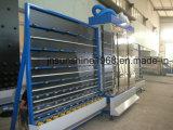 Vertikale Glasunterlegscheibe-Maschinen-automatische Glaswaschmaschine