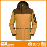 남자의 형식은 1개의 스포츠 재킷에 대하여 3장의 방수 처리한다