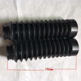 Het zwarte Rubber VoorStoflaken van de Vork voor Motorfiets, Auto, Elektrisch voertuig