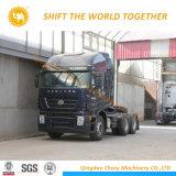 IvecoはHongyan Genlyon 6X4のトラクターのトラックを決め付ける