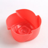Non Stick Floral Shape Silicone Muffin Pan & Cake Mold & Bakeware