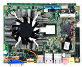 Материнская плата маршрутизатора локальных сетей гигабита миниая с C.P.U.I3-2410m