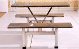 [فولدبل] مقصف طاولة يثبت لأنّ 8 أشخاص مطعم أثاث لازم