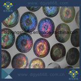 Diseño personalizado de alta calidad de la pegatina Efecto Arco iris