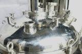 Usine émulsionnante cosmétique de lotion d'acier inoxydable