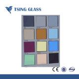 specchio di sicurezza di 2-8mm con la pellicola del PE/pellicola tessuta del tessuto/pellicola del vinile con il disegno/formati personalizzati