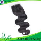 Extensão de cabelo de fita sem costura de cabelo humano de 7A
