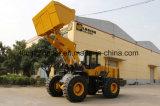 5 tonne grand godet de chargeuse à roues avec Rock